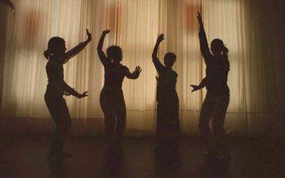 Dansen op teksten van de bijbel