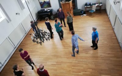Thuis in de schepping – een danservaring