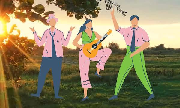 Groene Weiland Week voor jongeren
