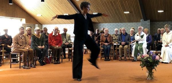 Leerhuis gedanst