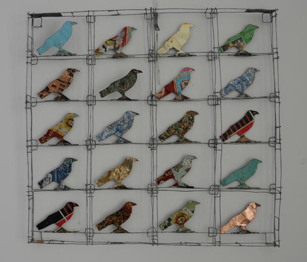 Het verhaal van de dertig vogels