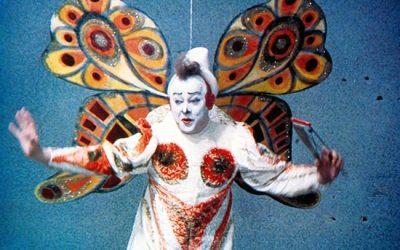 Het licht is rond – de clown en de dans vieren de lente, 19 mei